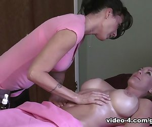 Zoey is overtaken with urges that are fulfilled in this scene with the amazing Brandi Love.
