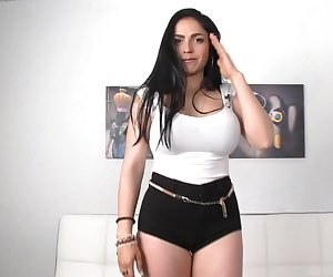 Marta La Croft is sexy! She has a fat ass, a pretty pussy and huge tits. You got to love a woman that has the total package. Marta La Croft knows how to suck did. Max got a chance to fuck a woman that knows how to move that ass. Enjoy!