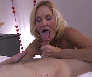 Blonde Mature,Molly Maracas,Cock Whore