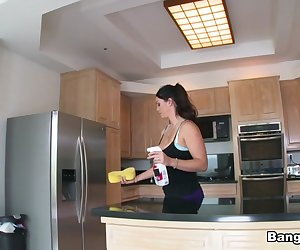 Alison Tyler in Alison Tyler gets a Big Bonus at her New Job. - BigTitsRoundAsses