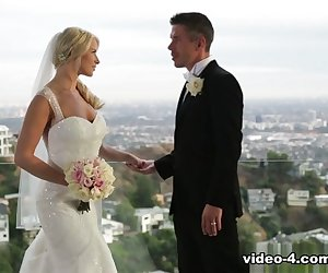 Newlywed's Mick Blue and Anikka Albrite share an amazing, intimate moment together, putting their passion for each other on display for the world.  Mick kisses every inch of Anikka's body, lavishing his beautiful brides body with affection, making her come over and over again. Looking deep into Annika's eyes, Mick comes inside of her, kissing her deeply as they embrace the meaning of 'to have and to hold' now and ever after.