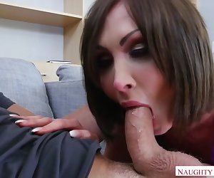 While out shopping, Yasmin Scott runs into her son s friend, Van. She invites him over to catch up but what she really wants is his dick in her ass.
