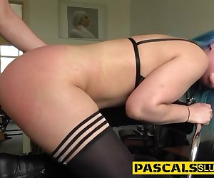 Kinky skank gives head and rides dick before toying her cunt