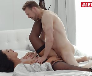 Glamorous Sex Session Between Hot Ass Czech Brunette Babe And Lusty Lover