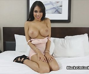 She is ready to become a big pornstar, this is her casting video